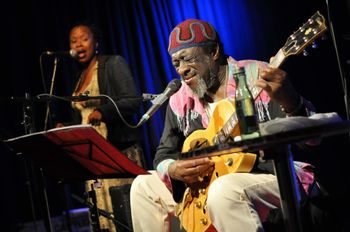 """With James """"Blood"""" Ulmer"""